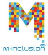 M-INCLUSION logo